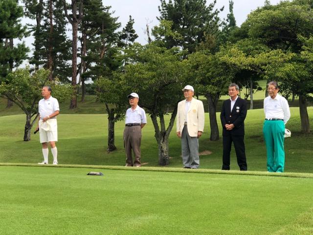 摂津市民ゴルフ大会 セッピー杯が開催されました!画像